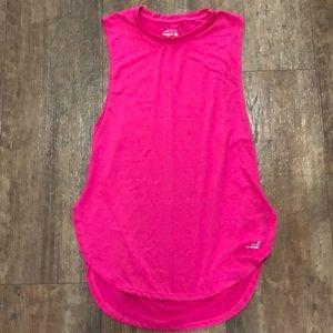Hot Pink Workout Tank